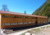 Waldarbeiterschule Ruhpolding/Laubau